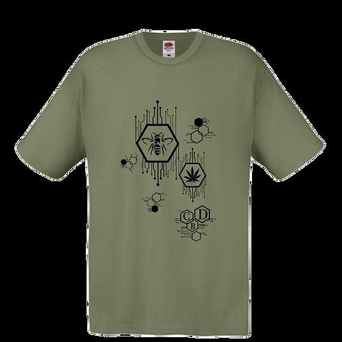 T-Shirt - Classic Olive - Uomo