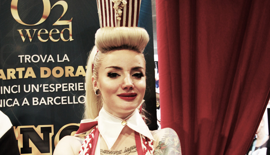 Canabees Hemp Fest Milano 2019