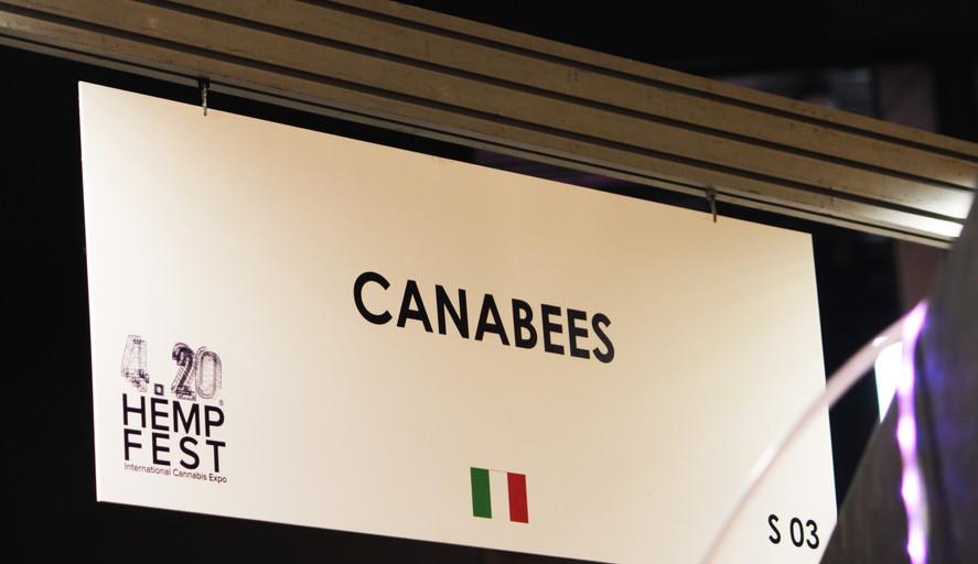 Canabees Hemp Fest Milano 2019.JPG