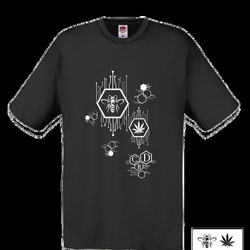 T-Shirt - Black - Uomo
