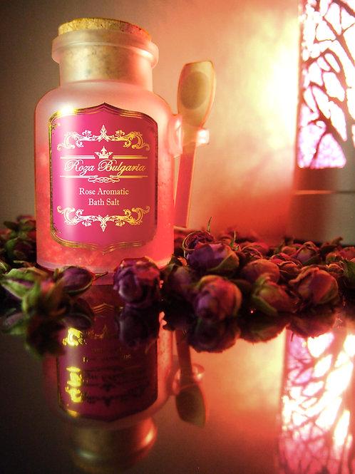 Rose Aromatic Bath Salt 玫瑰香薰浴鹽