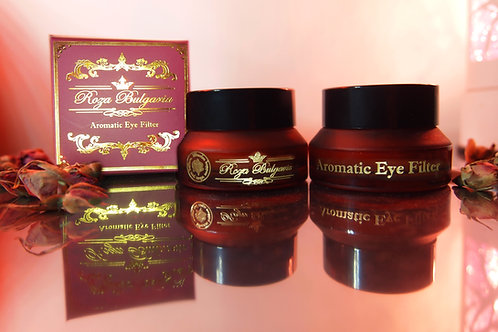 Aromatic Eye Filter 玫瑰修護眼霜