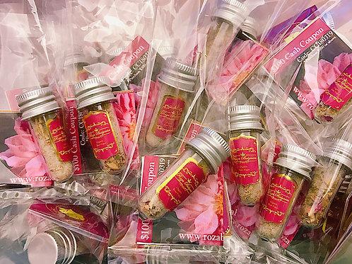 Wedding gifts (Organic Rose Sugar or Lavender Sugar) 結婚回禮小禮物 (有機玫瑰花糖或有機薰衣草糖)