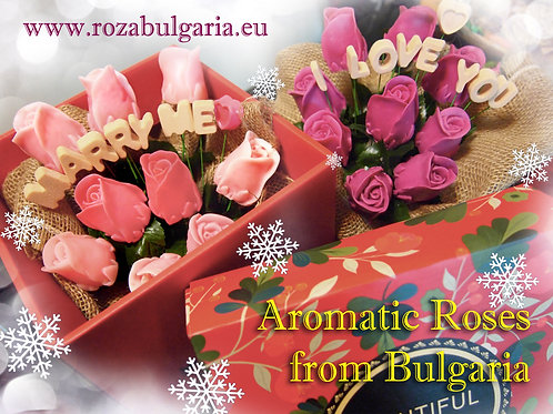 Rose Aromatic Flowers (Festival Special)
