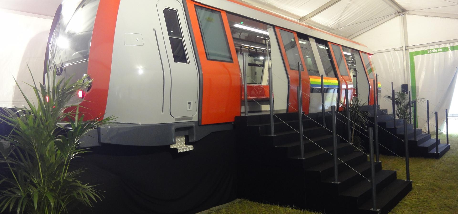 Los Teques Metro, 2012
