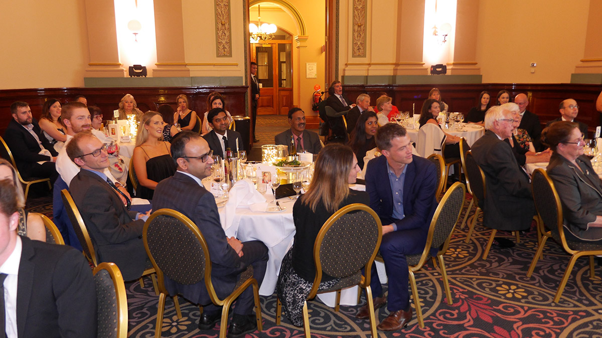 FMRF Gala Dinner 2017