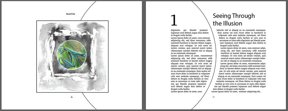 Chapter Opener Design