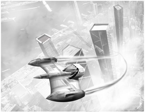 Patrol Drone Concept