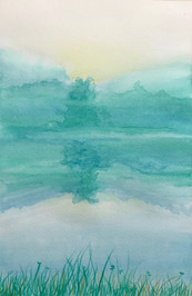 Mist Pond