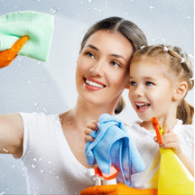 How to get the kids involved in cleaning!!Teaching your children to help you clean the family home!