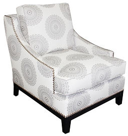 9651 Rebecca Chair by Bella furniture Home