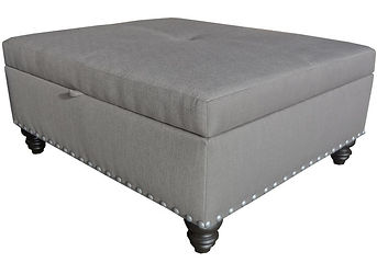 Robbin Ottoman by Bella Furniture Home