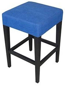 Backless Stool by Bella Furniture Home