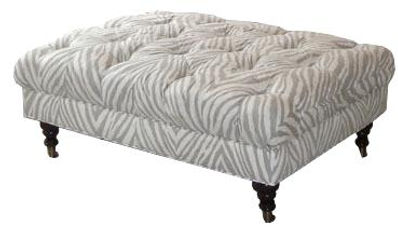 Mila Ottoman by Bella Furniture Home