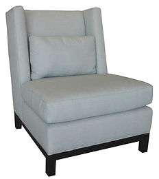 9615 Chloe Chair by Bella Furniture Home