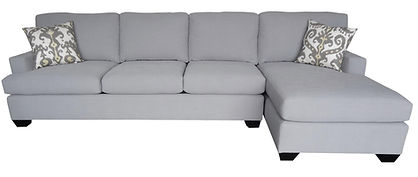 Concord Sectional by Bella Furniture Home