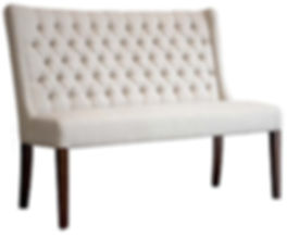 Grace Dining Bench by Bella Furniture Home