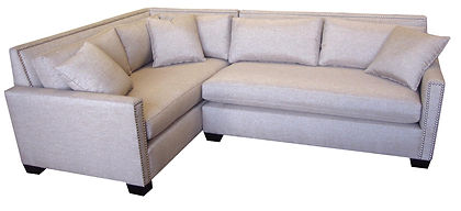 Sterling Sectional by Bella Furniture Home