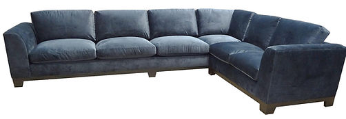 Florence Sectional by Bella Furniture Home