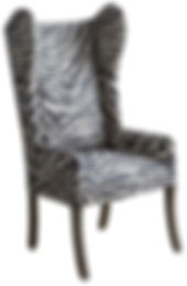 Zoey Wing Chair