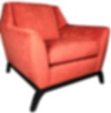 Bella Furniture I 9707 Evan Chair