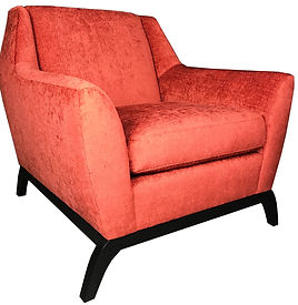 Bella Furniture I 9707 Evan Chair