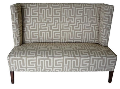 Mora Settee by Bella Furniture Home