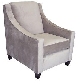 9650 Autumn Chair by Bella Furniture Home