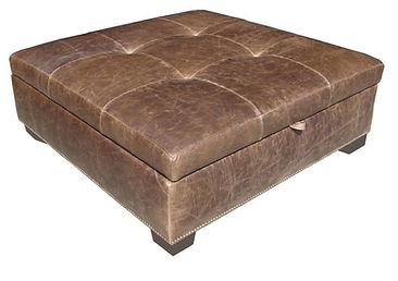 Mory Ottoman by Bella Furniture Home