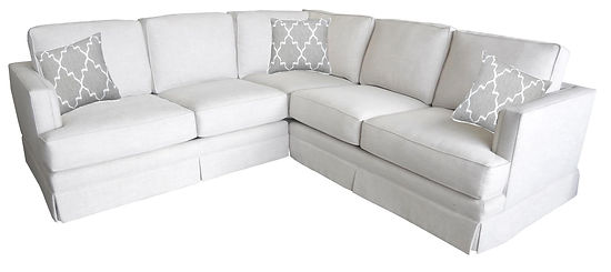 Tuscany Sectional by Bella Furniture Home