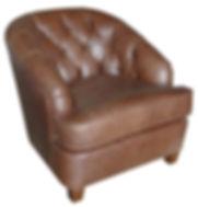 9856 McKenna Chair by Bella Furniture Home