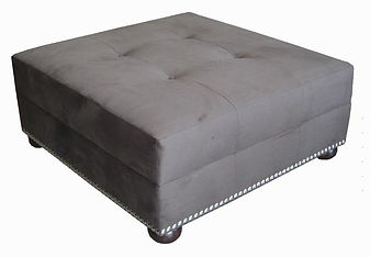 Lori Ottoman by Bella Furniture Home
