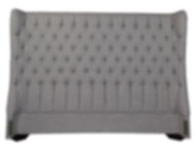 Bella Furniture I Gizelle Upholstered Headboard