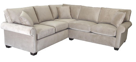 Palm Beach Sectional by Bella Furniture Home
