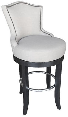 Patricia Swivel Stool by Bella Furniture Home