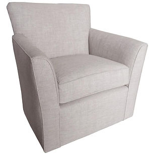 9831 Mercedes Swivel Chair by Bella Furniture Home