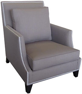 9898 Claire Chair by Bella Furniture Home