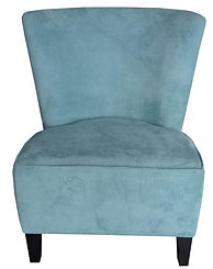9620 Adrianna Chair by Bella Furniture Home