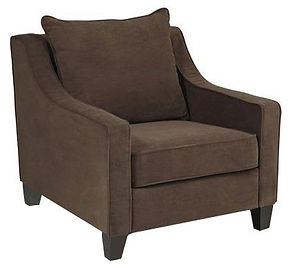 9660 Meagan Chair by Bella Furniture Home