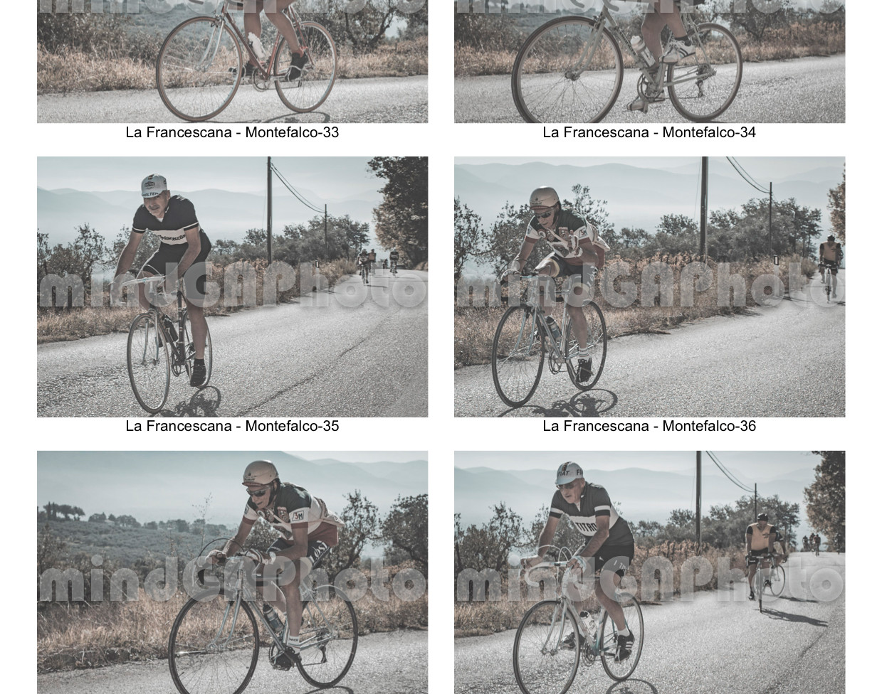 La Francescana - La Corsa