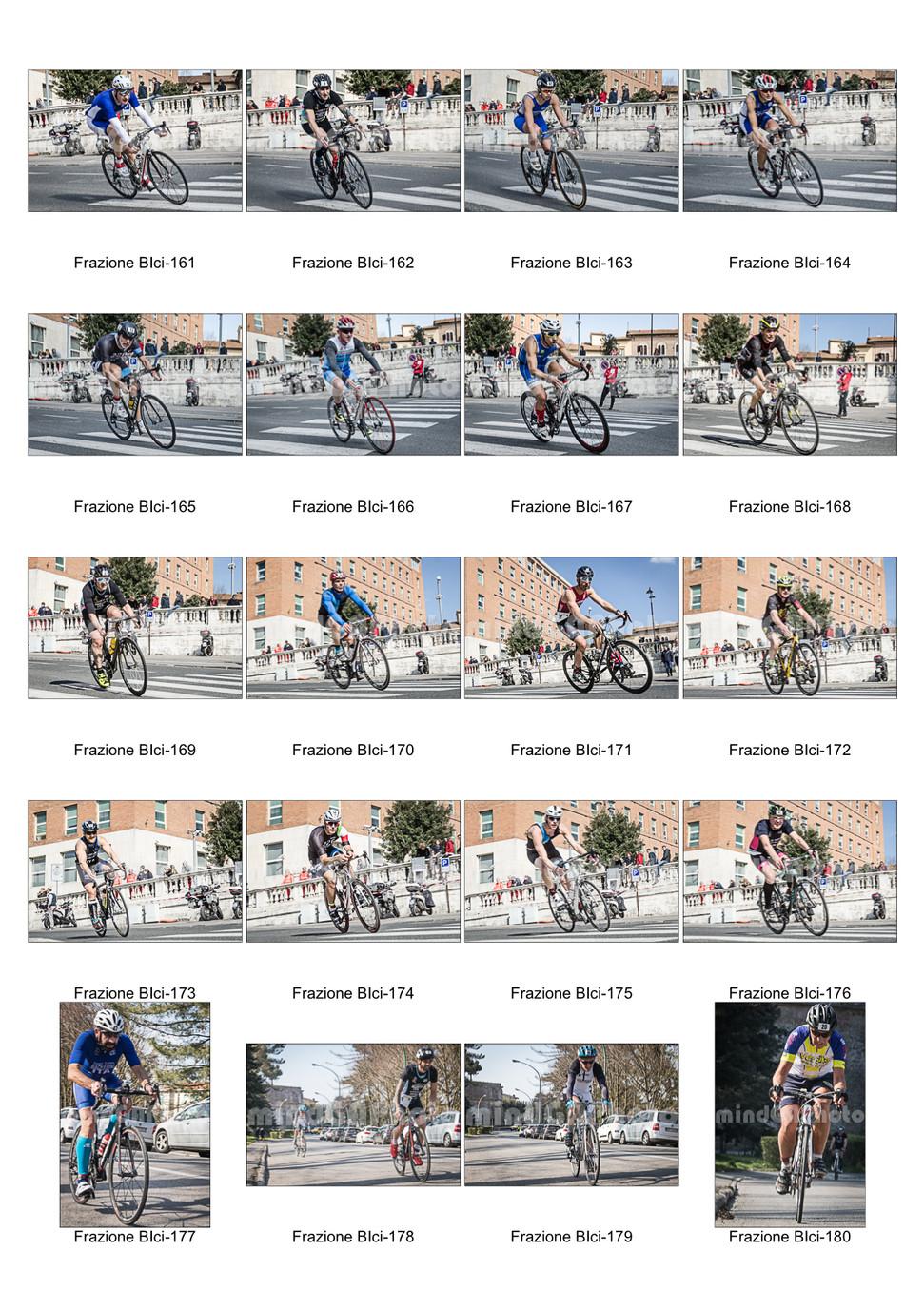 Duathlon Siena frazione Bici