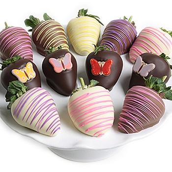 Send Gourmet Chocolate Strawberries