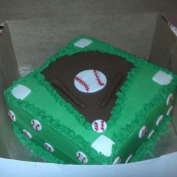 Soft Ball Cake