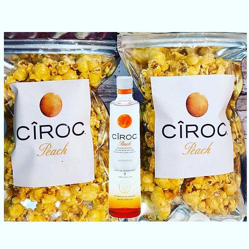 Peach Ciroc Popcorn 2 3/4oz
