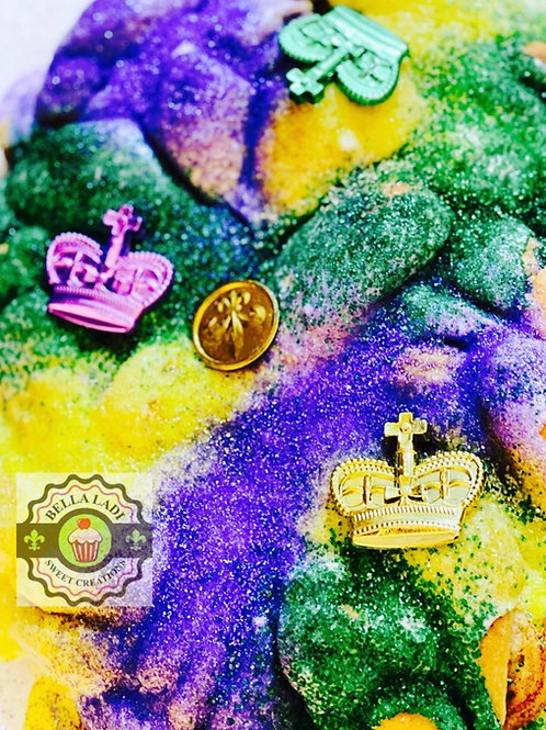 Filled King Cake (small)