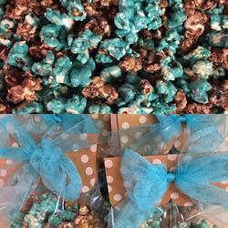 Chocolate Covered Popcorns