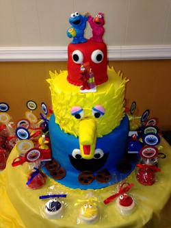 Bigbird Cake