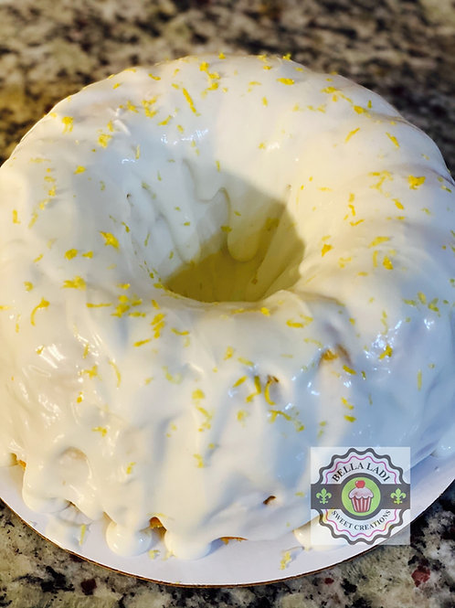 Bundt Cake (local only)