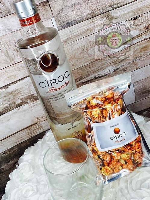 Amaretto Ciroc Popcorn 2 3/4oz