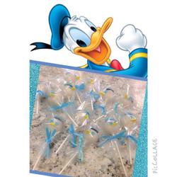 Donald Duck Cakepops